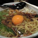 徳福 - 生卵オン