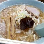 熊っ子ラーメン - 味噌ラーメン(2017.10)