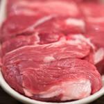 ジンギスカン 楽太郎 - 2017.10 ラム肉(ショルダー)