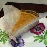 パティスリー・デュ・ムートン・ルージュ - チーズケーキ「ノルマンド」