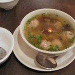 KISA - ゲーンチューパッカードン(肉団子と漬物のスープ)