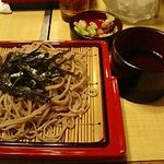 安田屋 - ざる蕎麦