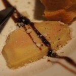 男のイタリアン屋台 suEzou - フォアグラの味噌漬け