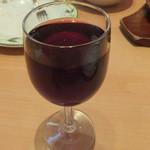 サイゼリヤ - 赤ワイン