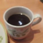 サイゼリヤ - コーヒー