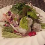 タイ料理 デュシット - ヤムタレー