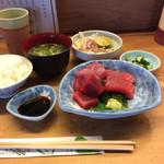 75003187 - マグロ定食