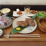 nofu - 10月15日週の定食