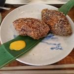 nofu - 車麩の米粉カツ