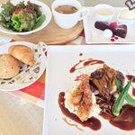 cafe maru2tasu - 料理写真: