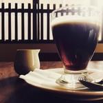 茶店×洋食 オリホン - オリジナルブレンドの、珈琲ゼリー。