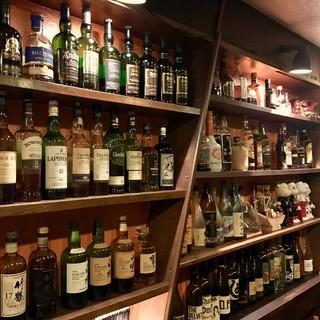 燻製に合うお酒、アメリカワイン・シングルモルト・日本酒