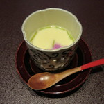 料亭 金鍋 - 茶碗蒸し
