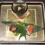 料亭 金鍋 - 前菜
