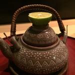 ゆるり - 土瓶蒸し