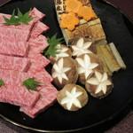 料亭 金鍋 - 料理写真:牛鍋