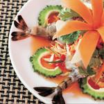 恵比寿 ガパオ食堂 - クンチェーナンプラー