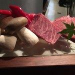 雄三郎 - 焼き野菜とお肉
