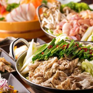 ◆栄養たっぷり鍋料理◆お得な食べ放題プランは1500円~!