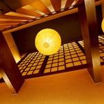 串かつ 赤とんぼ - 「串かつ 赤とんぼ」天井