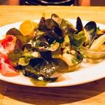 トラットリア・バール・ジョルノ - 前菜盛り合わせ(^ ^)