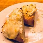 トラットリア・バール・ジョルノ - フォカッチャ!これ美味しかったん(^ ^)