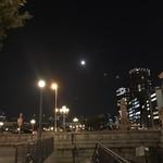 75009858 - なんともロマンティックな月夜