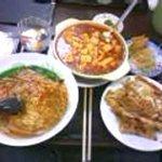 7501695 - マーボー豆腐定食(+100円でスープをラーメンに変更)=980円