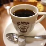 アラビヤコーヒー - ブラジル@620