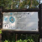 まっちゃんの店 - こちら同じ日に行った利尻島の姫沼になります。