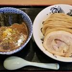 日本の中華そば富田 - 「濃厚つけ麺」(880円)