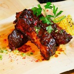 Irish Pub An SOLAS - BBQ Spare Ribs