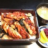 久助 - 料理写真:焼き鳥重(中タレ)