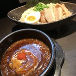 75014068 - 濃厚辛つけ麺@冷やもり