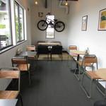 Haleiwa.cafe - 内観