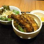 75015098 - 小蕎麦と小海老天丼セット