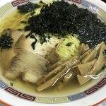らあめん玄武亭 - 料理写真:岩のりラーメン(¥600 税抜)