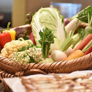 新鮮野菜がたくさん!!