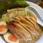 東京とんこつラーメン龍 - 料理写真:
