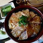 ろくべえ - 鯛茶漬け900円