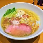 麺屋 翔 - 特製塩ラーメン(1000円)