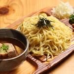 らーめん紫龍 - つけ麺