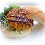 鳥取砂丘にいちばん近いドライブインレストラン砂丘会館 - 日本海の味あごカツバーガー