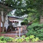 樹ガーデン - 素敵!山の中のテラス!!