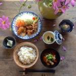 範丈亭 - 料理写真:日替わりランチ