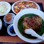 中華食堂 - 料理写真:日替わりランチ
