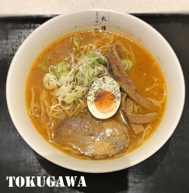 三代目 月見軒 東京SUNAMO店 - 2017年(平成29年)10月