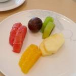 大阪マリオット都ホテル - フルーツ色々