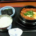アンニョン - 料理写真:日替わりランチ