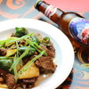 スノーライオン - 料理写真:ルクシャ グマ